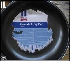 Non-stick frypan