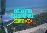 Funfauti masterplan title